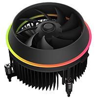 Tản Nhiệt CPU AIGO SHADOW Led RGB Tương Thích Cho Intel LGA 1151/1150/1155/1156 Chính Hãng