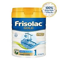 Sữa Bột Friso Gold Pro 1 Cho Trẻ Từ 0-6 Tháng 800g