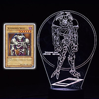 Đèn Ngủ Yugi-Oh Summonded Skull Type 01
