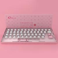 Keycap Akko World Tour Tokyo R2 – 49 keys (Language Kit) - Hàng chính hãng