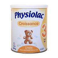 Sữa Dinh Dưỡng Công Thức Physiolac Croissance 3 (400g)