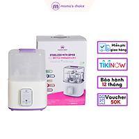 Máy Tiệt Trùng Sấy Khô Kèm Hâm Sữa 5 trong 1 Mama's Choice MSD0212