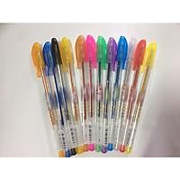 Combo 12 cây bút nhũ màu kim tuyến HG-6101