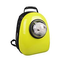 Balo vận chuyển chó mèo BALO PHI HÀNH GIA NHỰA (màu ngẫu nhiên)
