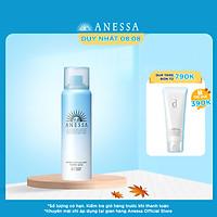 Xịt Chống Nắng Dạng Bọt Anessa Perfect UV Bubble Spray SPF50+ PA++++ (60g)