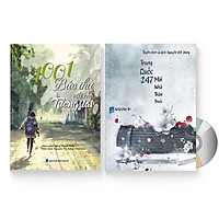 Combo 2 sách: 1001 Bức thư viết cho tương lai + Trung Quốc 247: Mái nhà thân thuộc (Sách song ngữ Trung - Việt có phiên âm) + DVD quà tặng