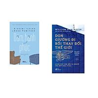 Combo 2 cuốn sách: Dám hạnh phúc + Dọn giường đi rồi thay đổi thế giới