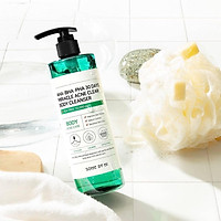 Sữa Tắm Some By Mi AHA BHA PHA 30 Days Miracle Acne Clear Body Cleanser 400ml