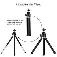 Portable Clip-on Phone Camera Lens Kit 22X Zoom Telephoto Lens Mobile Phone Zoom Telescope Adjustable Smartphone Lens