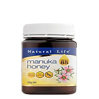 Mật Ong Manuka 500g Chính Hãng 100% ÚC từ Nhà Nhập Khẩu Natural Life