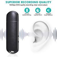 Small Digital Voice Recorder Pen Portable Sound Record USB Flash Drive
