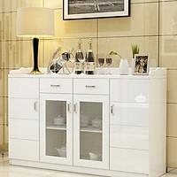 Tủ bếp hiện đại, đa năng màu trắng( kt 120 x 40 x 94cm)