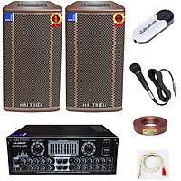 Dàn nhạc karaoke KMP - 9500 Hải Triều (hàng chính hãng)