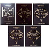 Combo 5 cuốn Hoàng đế nội kinh- quyển 1 đến quyển 5