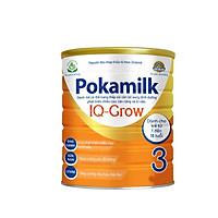 2 Hộp Sữa dinh dưỡng POKAMILK IQ GROW 900g