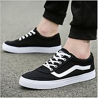 Giày nam SZ029 (vải đen)