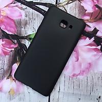 Ốp lưng dành cho Samsung C9 Pro dẻo HOCO màu đen - Hàng chính hãng