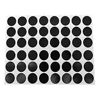48pcs Bike Tire Repair Patches Bicycle Tube Puncture Rubber Patches Glue Free Patches for Bike Inner Tube