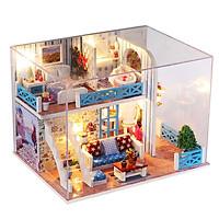 Mô Hình Nhà Búp Bê DIY - Home Of Helen K-019 ( Kèm Keo + Mica )