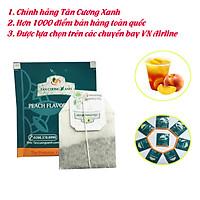 Trà hương đào Tân Cương Xanh - TRÀ ĐÀO TÚI LỌC Thượng hạng pha trà sữa, trà tắc, cam sả, chanh sả ngon