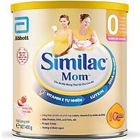 Sữa Bột Abbott Similac Mom Sữa Chua Dâu 400g