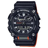 Đồng hồ nam dây vải Casio G-Shock chính hãng GA-900C-1A4DR