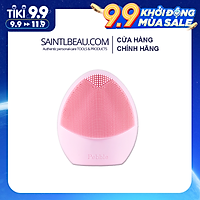 Máy rửa mặt Pebble Lisa LITE Pink Face washing machine