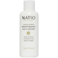 Lotion Dưỡng Ẩm Da Mặt Natio Aromatherapy Evening Primrose Moisturising Face Lotion 125ml