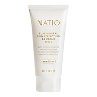 Natio Pure Mineral Skin Perfecting BB Cream SPF 15 Medium Online Only
