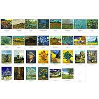 Bìa, postcard ,decor thiệp DANH HỌA , làm tranh treo tường trang trí