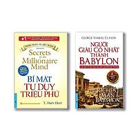 Bộ tư duy triệu phú (Bí mật tư duy triệu phú + Người giàu có nhất thành Babylon)