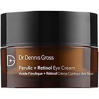 Kem mắt chống lão hóa Dr Dennis Gross Ferulic + Retinol Eye Cream 15ml