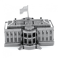 Mô Hình Kim Loại 3D Đẹp - Độc - Lạ: Nhà Trắng (Kiến Trúc Nổi Tiếng) - Mô Hình Sưu Tầm, Mô Hình Trang Trí, Quà Tặng Mô Hình