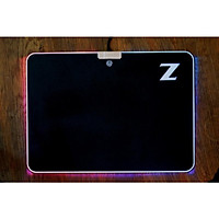 Bàn di chuột cao cấp Gaming RGB ZIC-GP102 LED viền RGB _ Hàng chính hãng