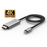Cáp chuyển USB type-C sang HDMI 4K 1.8m - PK61