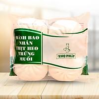 Bánh Bao Nhân Thịt Heo Trứng Muối - 680g
