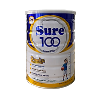 Sữa Sure 100 Grow IQ Plus 900g