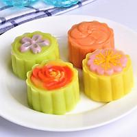 Khuôn Ép Bánh Trung Thu Yangchen (6 Mặt Tròn)