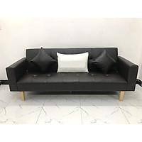 Ghế dài 2mx90 sofa bed tay vịn phòng khách sopha linco07 salon
