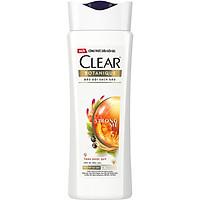 Dầu Gội Sạch Gàu Clear Botanique 9 Thảo Dược Quý (340g)