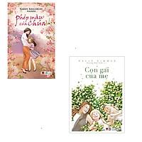 Bộ 2 cuốn tiểu thuyết về tình cảm gia đình: Phép Màu Của Chúa - Con Gái Của Mẹ