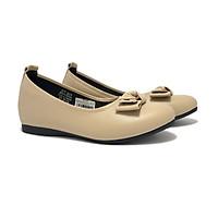 Giày búp bê ZAHAN, độn đế 3cm, mũi tròn BZAT301