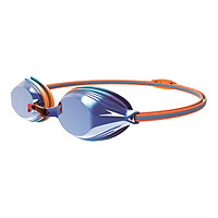 Kính Bơi Speedo Goggles 811325B987 Vengeance Mirror Ju Orange/Blue 270519 (Size One Size)