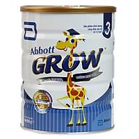 Combo 3 Lon Sữa Bột Abbott Grow 3 (900g)