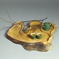 Khay trà 100% gỗ tự nhiên