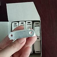Nam châm hít cửa tủ nhỏ KT: 45x15x15mm (Bộ 24 cái )