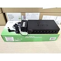 Bộ chia mạng Cisco SG95D-08 SMB 95 Series 8 Ports Gigabit 1000 Mbps Unmanaged Switch - Hàng nhập khẩu
