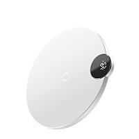 Đế sạc nhanh không dây Baseus Digital LED Display ( 7.5W/ 10W, Qi Wireless Quick Charger ) - Hàng chính hãng