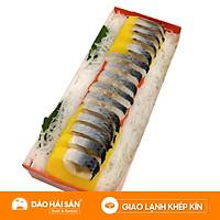 [Chỉ Giao HCM] - Sashimi Cá Trích Ép Trứng ( Khay 120gr )