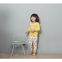 Bộ dài cho bé Olomimi Hàn Quốc Carrot Queen  FW20 - 100% cotton